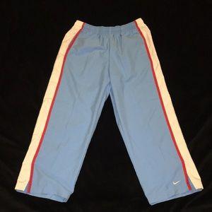 NWOT Nike Capris Wind Pants